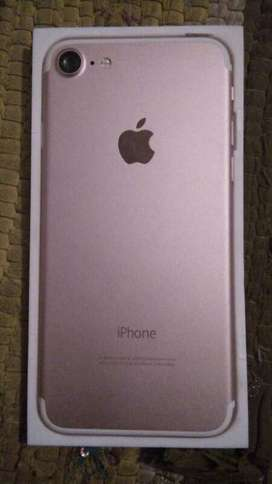iphone 7  64gb with Bill box