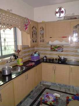 Five Marla semi double story house in aryan enclave 2 Banigala