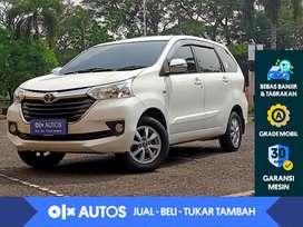 [OLXAutos] Toyota Avanza 1.3 G M/T 2017 Putih