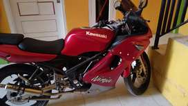 Kawasaki Ninja rr 2007