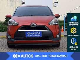 [OLX Autos] Toyota Sienta 1.5 V A/T 2016 Orange