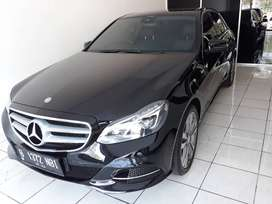 Mercedes Benz E250 AT Facelift 2013/2014