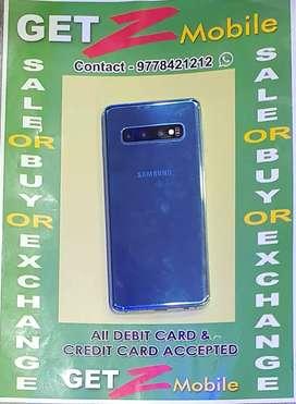 Samsung S10 Prism Blue 8/128 GB