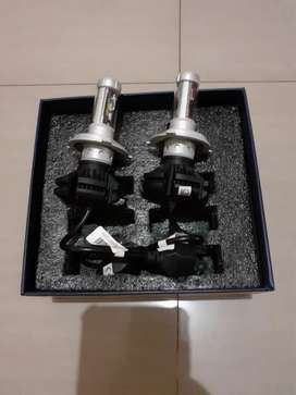 Bohlam led h4 x3 6000k,garansi 1 tahun