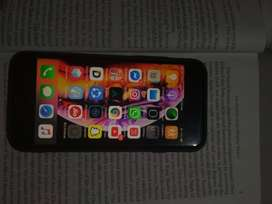 Iphone7 32gb in very good condition jet black color.