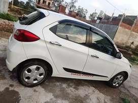 Tata Tiago car for booking 5 seater