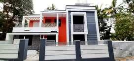 RED BRICK CONSTRUCTION KARYAVATTOM NALUMUKKU 4BED ROOMS 5CENT