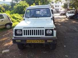 Maruti Suzuki Gypsy King HT BS-III, 1994, Petrol