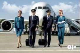 We are Hiring for Ground Staff/Cabin Crew in Tiruchirappalli Airport,
