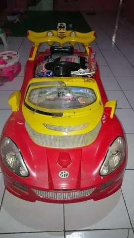 Mobil mobilan aki buat anak