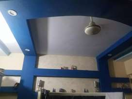 Flat for sale in Nazimabad no 3 Aman Residency 1st floor 90lac (Nego)