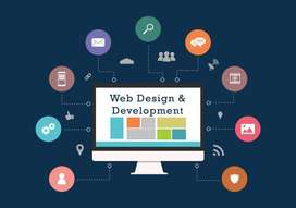 Start your online business,Website designing and development services
