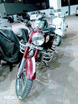 Bullet classic in fantastic condition, selling at lowest price 500cc.