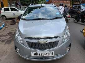 Chevrolet Beat LT Petrol, 2012, Petrol
