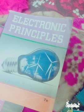 Phy book (Electronic principles by Albert Malvino)
