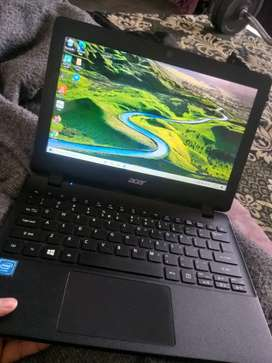 ACER NOTEBOOK in Excellent Condition Like New