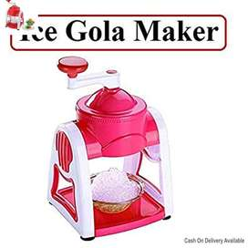 Gola Maker Machine	Water taught lessons that the rest of the world cou