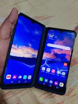 LG g8x Dual Screen phone