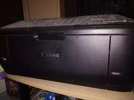 Printer multi fungsi canon MX 477