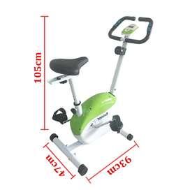 Total Sepeda Statis TL 8215 Sepeda Fitnes