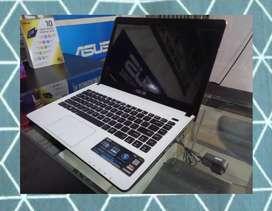 Laptop ASUS X401U Series Processor AMD C60 - SUPER MANTAB !