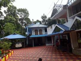 House for rent in Changanacherry ,Thrikodithanam near Bayas school.