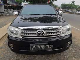 Dp20jt# fortuner G Lux 2011 AT pjk 11/20