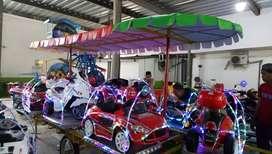 kereta odong mrc produksi pabrik PROMO wahana anak