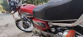 Honda 125 up for sale