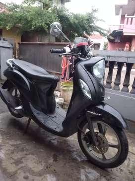 Jual motor Yamaha Fino Thailand 2014