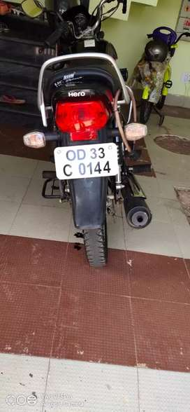 Good condition top condition 75 percent tyre