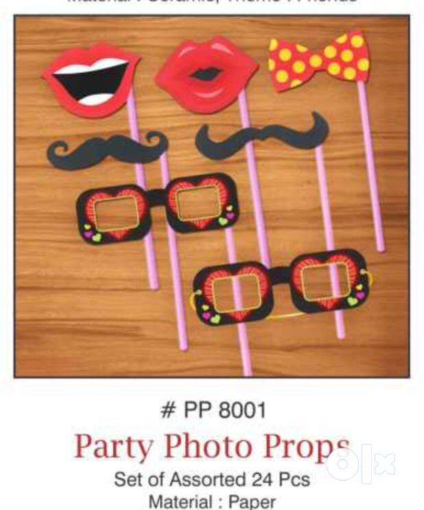 Birthday Decoration paper products 0