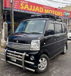 Suzuki Every Wagon PZ Turbo 2010 Model