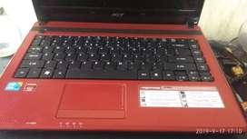 Acer 4738G i3 josssssss