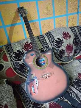 New guitar brand new
