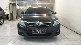 Corolla Altis 1.8 G Matic 2008