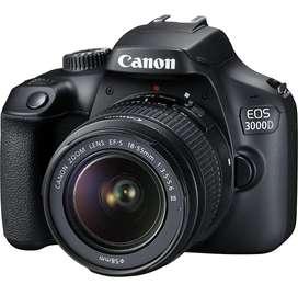 Canon eos3000d