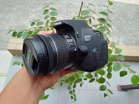 Canon 700d like new gress bgt