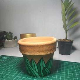 Pot bunga bisa custom
