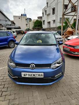 Volkswagen Polo 2017 Petrol Well Maintained