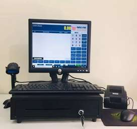 POS SOFTWARE for bakery , pharmacy , store , restaurant