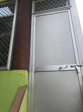 2 room semi furnished house at good location.