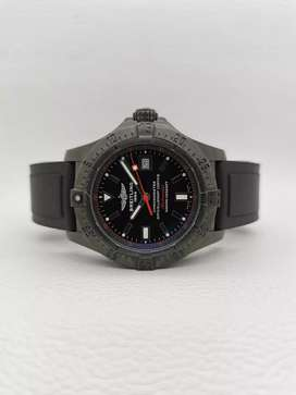 Breitling Avenger Seawolf Code Red Blacksteel Limited Edition