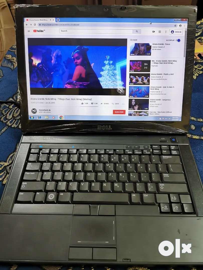 Dell latitude laptop i5 4gb 0