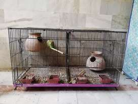 Cage (Pinjra) available