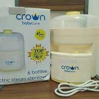 Steril Botol Crown