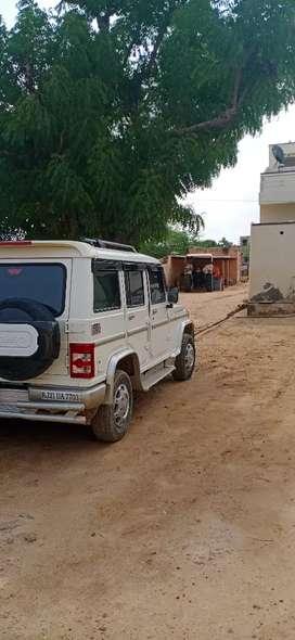 Mahindra Bolero 2008 Diesel 120000 Km Driven