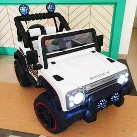 [COD] Mobil Mainan Aki Jeep / Mobil Mainan Remot Yang Bisa dikendarai