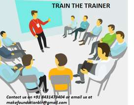 Online Train the Trainer Program - Rs1000