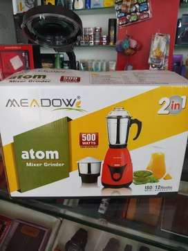 Mixer Grinder Meadow Fresh/new